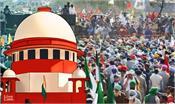 farmer protest supreme court  petition