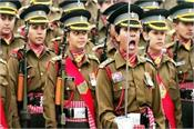 women missing from services in indian army