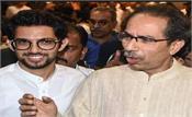 shiv sena and ncp congress face to face