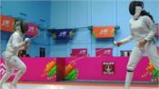 2 gold medals to guru nanak dev university in swordsmanship