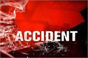 rupnagar  road accident  cyclist  death