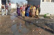 rupnagar  sewerage  dirty water