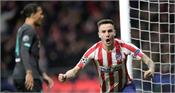 atletico madrid beat liverpool 1 0 in champions league