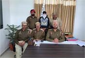 illegal liquor recovered during blockade