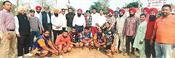 two day kabaddi cup starts in saroopwal