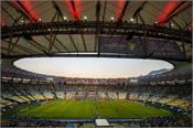 corona impact   brazilian football club to give stadium to health department
