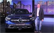 mercedes benz glc coupe facelift launched in india