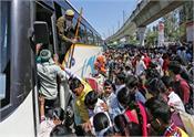 lock down corona virus migrant labourers