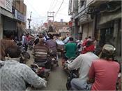 jalalabad markets crowds