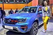 new renault duster bs6 launched