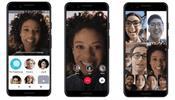 corona 12 people video calling