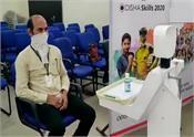 covid 19 iti cuttack develops low cost robots