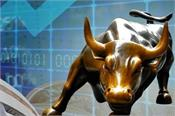 the sensex gained 605 points and the nifty closed above 9500