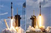 usa nasa space x rocket launch