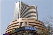 sensex opened 264 points lower and nifty opened 83 points lower