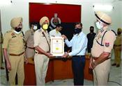 ins sohi honors letter of appreciation patiala