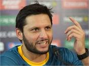 afridi s claim this indian cricketer came to my house for 3 months