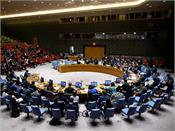 voting for 5 temporary unsc seats next month  india may get a seat
