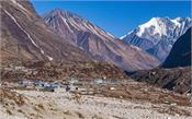 now there is a risk of major earthquakes in the himalayan region