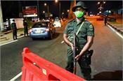 covid 19   curfew announced in sri lanka on sunday