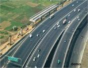 delhi amritsar katra express highway project pass