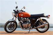 royal enfield s sales fell 35 percent in june