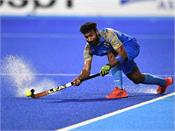indian hockey player surinder admitted to hospital