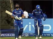 rohit and de kock will open for mumbai