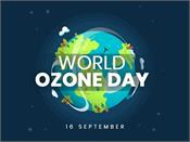 ozone layer survives then we will survive