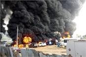 oil tanker truck blast in nigeria kills 23