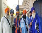 amritsar  pawan saroop  sant baba narinder singh  letter
