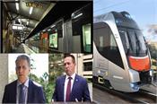 australia  intercity fleet train