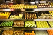 now the new rules issued for the confectionery shop