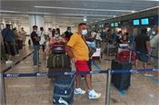 rome to amritsar first flight