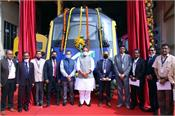 country  s first indigenous driver equipped metro car manufactured