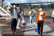 students left australia covid19