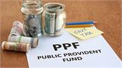 rs 3 lakh public provident fund deposit limit suggested