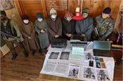 jammu and kashmir tral terrorists associates arrested
