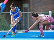 indian women hockey team  captain rani  argentina  draw
