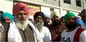 lakha sidhana came in rally