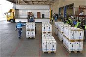 japan receives second shipment of pfizers corona vaccine