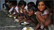 terrible hunger problem in india
