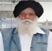 delhi morcha  kisan  kashmir singh pandori ran singh  death