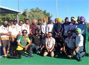 a one day sports fair in adelaide in support of the sikh games