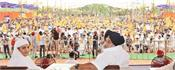 capt sukhbir badal called one work for farmers youth and weaker sections