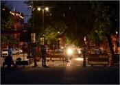people are not improving  night curfew is being violated