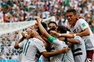 fifa world cup 2018  mexico beat south korea 2 1