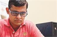 41st barbera international  himanshu sharma registered easy win