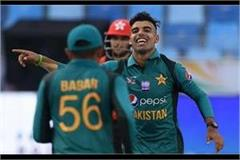 shadab khan out of series against england