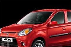 maruti alto is the highest selling passenger vehicle